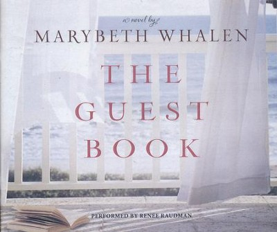 #1: The Guest Book, Sunset Beach series - unabridged audio book on CD  -     By: Marybeth Whalen