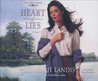 #2: Heart of Lies, Irish Angel series - unabridged audio book on CD  -     By: Jill-Marie Landis