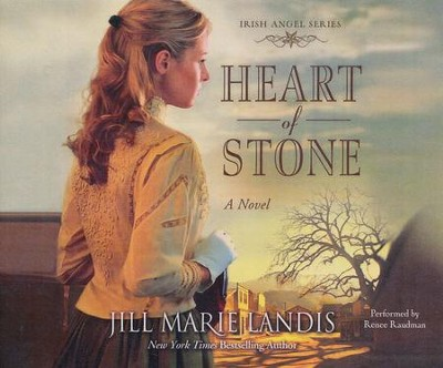 #1: Heart of Stone, Irish Angel - unabridged audio book on CD  -     By: Jill Marie Landis