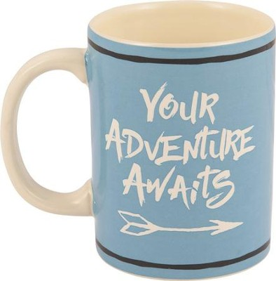 Your Adventure Awaits Mug  -