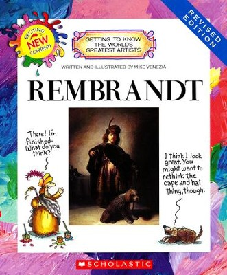 Rembrandt (Revised Edition)   -     By: Mike Venezia