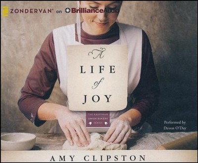 A Life of Joy: A Novel - unabridged audio book on CD  -     By: Amy Clipston