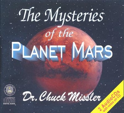Mysteries of Mars - unabridged audio book on CD  -     By: Chuck Missler