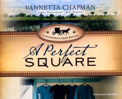 #2: A Perfect Square - unabridged audio book on CD  -     By: Vannetta Chapman