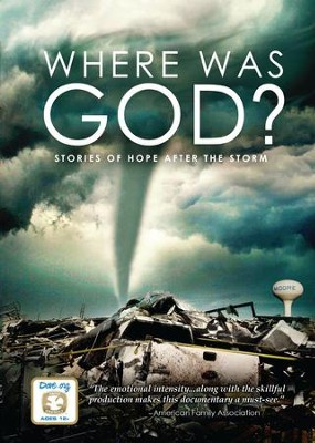 Where Was God?: Stories of Hope, DVD   -