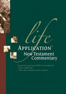 Life Application New Testament Commentary - eBook  -     Edited By: Bruce Barton     By: Bruce Barton, ed.