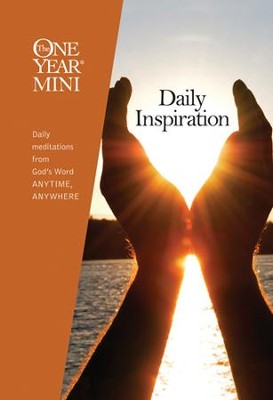 The One Year Mini Daily Inspiration - eBook  -     By: Ron Beers, Amy E. Mason