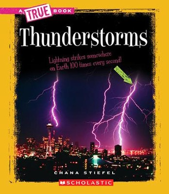 Thunderstorms  -     By: Chana Stiefel