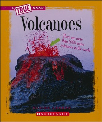 Volcanoes  -     By: Elaine Landau