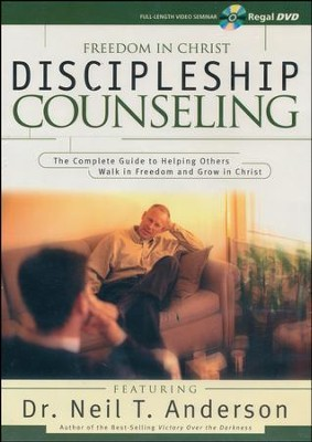 Discipleship Counseling: The Complete Guide to Helping Others Walk in Freedom and Grow in Christ - DVD  -     By: Dr. Neil T. Anderson