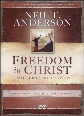 Freedom in Christ DVD: A Life-Changing Discipleship Program  -     By: Neil T. Anderson