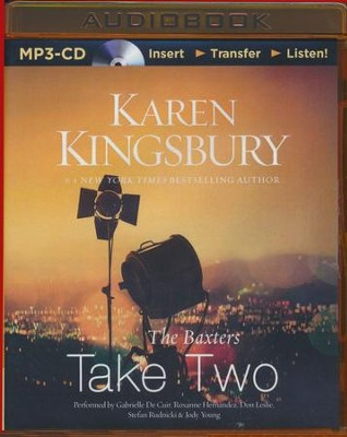 The Baxters Take Two - unabridged audio book on MP3-CD  -     By: Karen Kingsbury