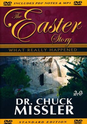 The Easter Story: What Really Happened, DVD   -     By: Chuck Missler