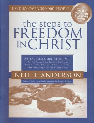 The Steps to Freedom in Christ Study Guide, rev. ed.  -     By: Neil T. Anderson