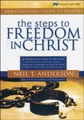 The Steps to Freedom in Christ, rev. ed.  -     By: Neil T. Anderson