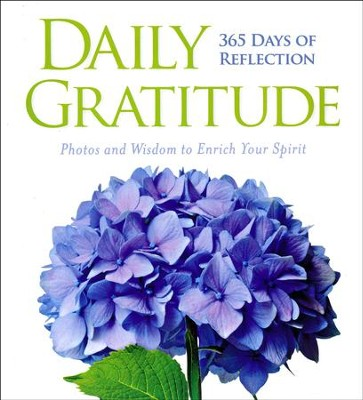 Daily Gratitude: 365 Days of Reflection  -     By: National Geographic