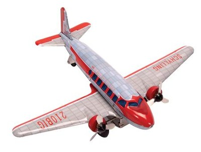 Tin DC-3 Airplane  -