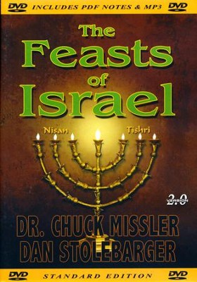 The Feasts of Israel, DVD   -     By: Chuck Missler