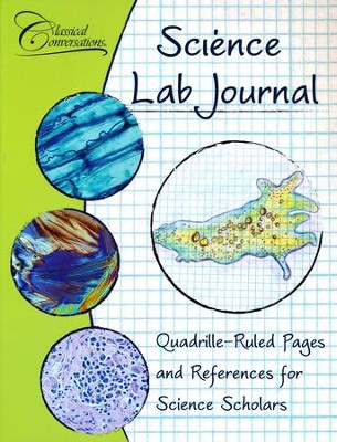 Classical Conversations Science Lab Journal   -