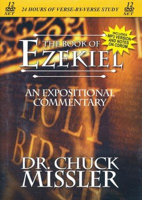 The Book of Ezekiel - An Expositional Commentary on DVD with CD-ROM  -     By: Chuck Missler