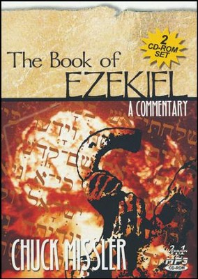 The Book of Ezekiel - An Expositional Commentary on CD with CD-ROM  -     By: Chuck Missler