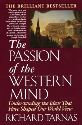 Passion of the Western Mind - eBook  -     By: Richard Tarnas