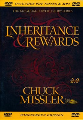 Inheritance and Rewards, DVD   -     By: Chuck Missler