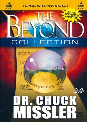 Beyond Collection DVD Set  -     By: Chuck Missler