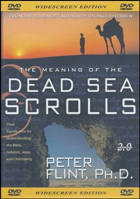 The Meaning of the Dead Sea Scrolls, DVD    -     By: Chuck Missler