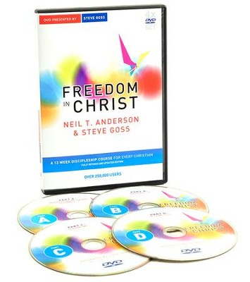 Freedom in Christ DVD: A 13-Week Discipleship Course for Every Christian  -     By: Neil T. Anderson