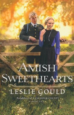 #2: Amish Sweethearts  -     By: Leslie Gould