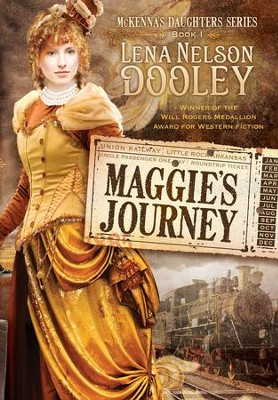 Maggie's Journey - eBook  -     By: Lena Nelson Dooley