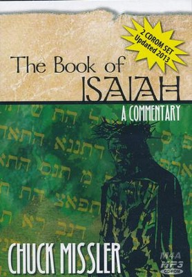 The Book of Isaiah - An Expositional Commentary on MP3-CD with CD-ROM  -     By: Chuck Missler