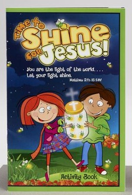Time to Shine Activity Book  -