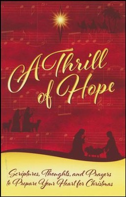 A Thrill of Hope  -