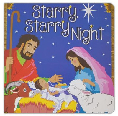 Starry, Starry Night Board Book  -