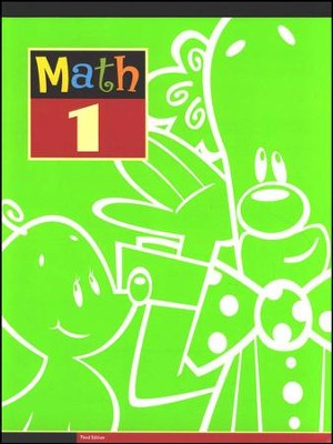 Math 1 Student Worktext (3rd Edition)   -