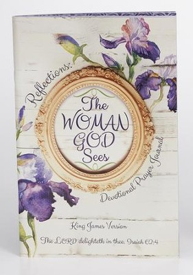 The Woman God Sees, Prayer Journal, KJV  -