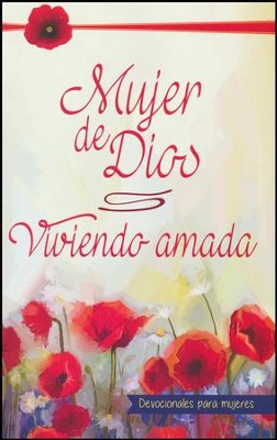 Viviendo Amada, Libro Devocional (Living Loved, Devotional Book)   -
