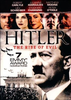 Hitler: The Rise of Evil with Bonus Documentaries, DVD   -