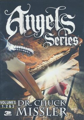 Angels, 3-DVD Set   -     By: Chuck Missler
