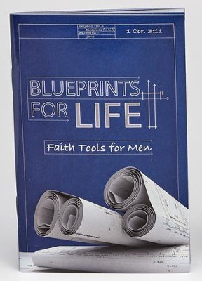 Blueprints For Life, Pocket-Size Devotion Book  -
