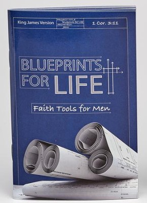 Blueprints For Life, Pocket-Size Devotion Book, KJV  -