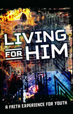 Living for Him Activity Book  -
