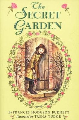 The Secret Garden, Hardcover   -     By: Frances Hodgson Burnett