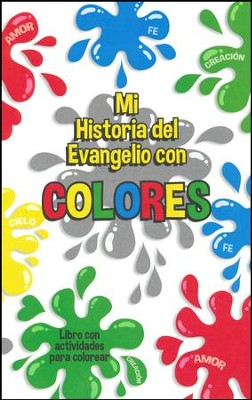La Historia del Evangelio, Libro de actividades  (The Gospel Story, Activity Book)  -