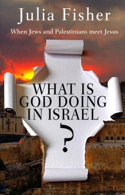 What Is God Doing in Israel?: When Jews and Palestinians Meet Jesus  -     By: Julia Fisher