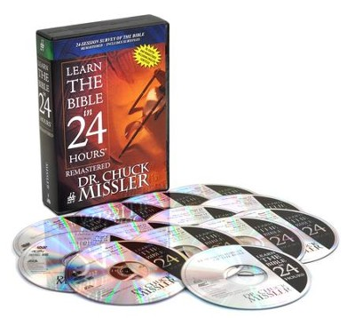 Learn the Bible in 24 Hours DVD   -     By: Chuck Missler
