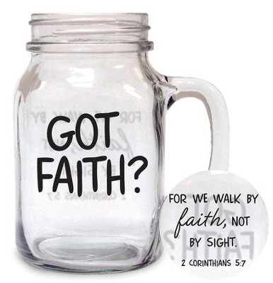 Got Faith? Glass  -