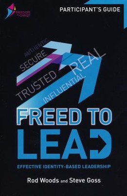 Freed to Lead, Participant's Guide   -     By: Rod Woods